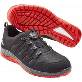Maddox Black-Red Low S3 M/BOA, 40