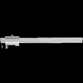 Ridsemål m/udsk. nål 0-300mm ×0,1mm,