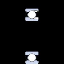 SKF sporkugleleje, 308-Z