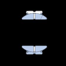 SKF ledleje, GEH 25 ES-2RS