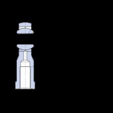 SKF ledhoved, SIKAC 12 M