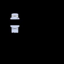 SKF ledhoved, SAKAC 8 M