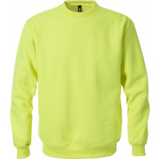 Acode Klassisk sweatshirt, Lys gul 2XL (gl. 1-1734)