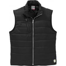 Kansas *Gen Y quiltet vest, Sort M (gl. 110318-940)