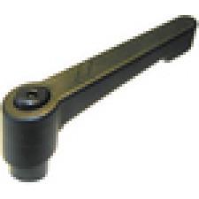 Kiphåndtag m/ indv. bøsning, 10 x 92 mm