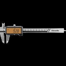 Diesella digital skydelære, 0-300 mm. m/XL-display