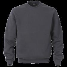 Acode Klassisk sweatshirt, Grå 2XL (gl. 1-1734-58)