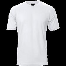 T-Shirt hvid Str. L, ID510-Hvid-L