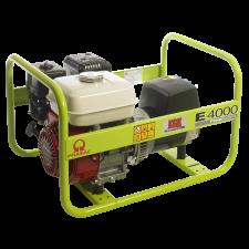 Generator E4000 SHHPI 3,4KVA-230V, Honda benzinmotor
