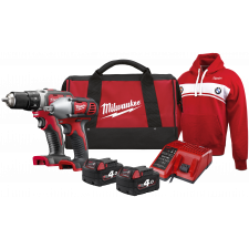 Milwaukee 18V POWERPACK, M18 BPP2J-402B