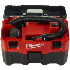 Milwaukee akku våd-tørstøvsuger, M18 VC2-0