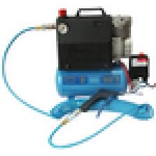 Mizar Kompressor, m/ 6 ltr. beholder 2 HK