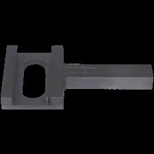 Maskinbakkeholder, No.1 Bakke 3-16 mm