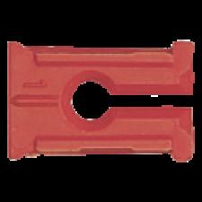 Antisplint beskyttelse f/ Metabo stiksav, ark m/3 stk