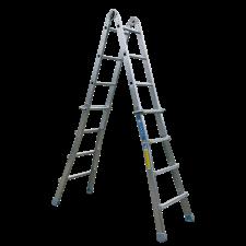Zarges Multikombi-/teleskopstige, 4 x 5 Trin EN-131