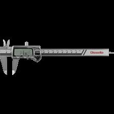 Diesella Digital Skydelære m/brøkvisning, 0-300 mm Aflæs. 0,01 mm.