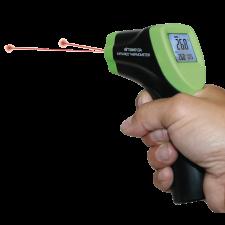 Elma 610A, Infrarødt thermometer -50 - + 550 gr.