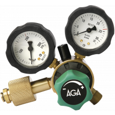 Aga Regulator m/flowmeter, Fixicontrol HT  argon