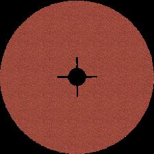 3M Fiberrondel 982C - Stål og Aluminium, Cubitron II P36 125mm