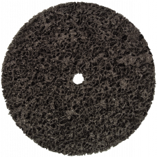 Tyrolit Scotch brite rondel, 100 x 13 x 13 sort CSD