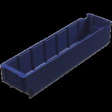 Arca 4532 lagerkasse blå, 400x94x82mm