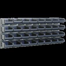 Raaco BWP 32 x 3 boltereol, m/32 stk. flytbare kasser