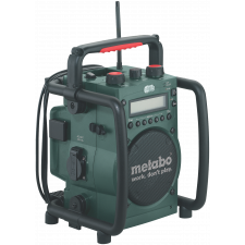 Metabo akku Radio, R 12-18 BT