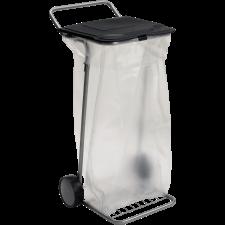 Affaldsvogn m/låg,