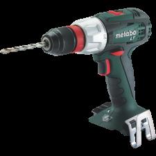 Metabo akku skruemaskine (tool only), BS 18 LT Quick  (inkl. indlæg)