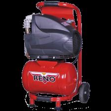 Reno kompressor 2HK, 250/10 sækkevogn 180 L/min