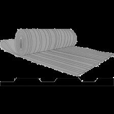 Bredriflet måtte (busmåtte), 6 mm (bredde 1200 mm)