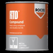 Rocol RTD compound skærepasta, 5 kg spand