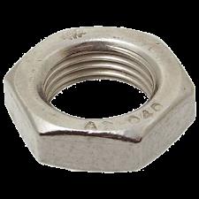 Kontramøtrik A2 din 439B, 10 mm