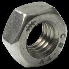 Møtrik A2 din 934, 10 mm