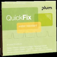 Quick-fix plaster refill, 5511  m/ 45 stk Water-resistent