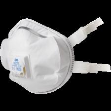 3M maske m/ventil + tætningsring, 8825 FFP2 SL pk.  5 stk.