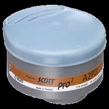 Scott / Pro2000 kombifilter A2-P3, 2pk kombifilter A2-P3