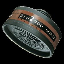 Filter Pro 2000 til Sari helmaske, A2