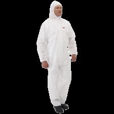 3M beskyttelsesdragt XL, 4515XL-Hvid