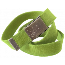 Acode Acode Kanvasbælte, Pistaciegrøn ONE Gl. nr 1-1659-23