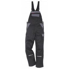 Kansas Icon overalls 1009, Sort/grå C60 (gl. 2-873-995)