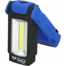 Brilliant Tool, 360ø svingbar håndlampe
