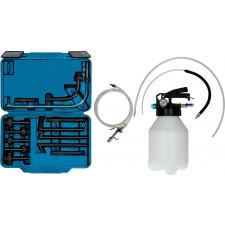 Brilliant Tool, Gearolie-påfyldningsapparat med adapter