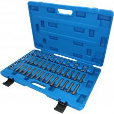 Brilliant Tool, Støddæmper-værktøjssæt, 39 dele