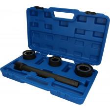 Brilliant Tool, Sporstangsværktøjssæt, 4 dele