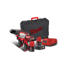 Milwaukee 12 V POWERPACK, M12 BPP2B-421C