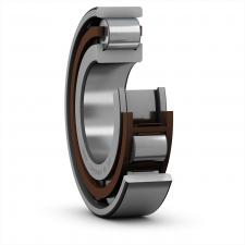 Cylindrisk rulleleje SKF, N 203